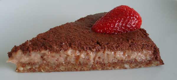Schokoladen Torte Rohkost Rezepte De