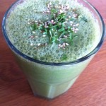 Rohkost Green Smoothie